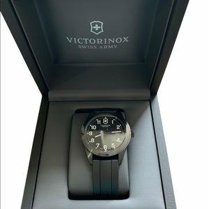 Victorinox Swiss Army Black Watch